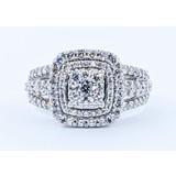 Ring 1.00ctw Diamond 10kw Sz5 121040079