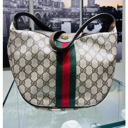Handbags Gucci Web Sherry Line Shoulder Cross Body C4722 121040221