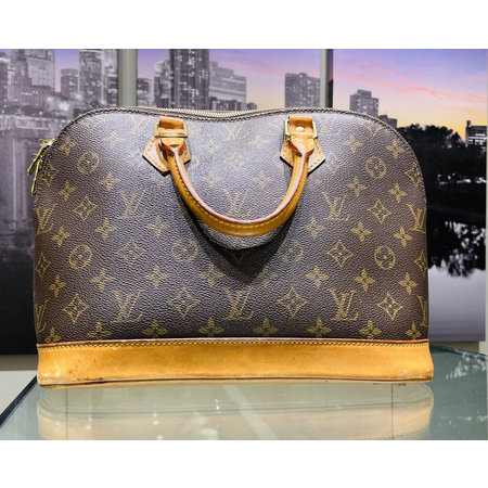 Handbags Louis Vuitton Alma M51130 Monogram 121040244
