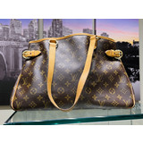 Handbags Louis Vuitton Batignolles Horizontal M51154 Monogram 121040245