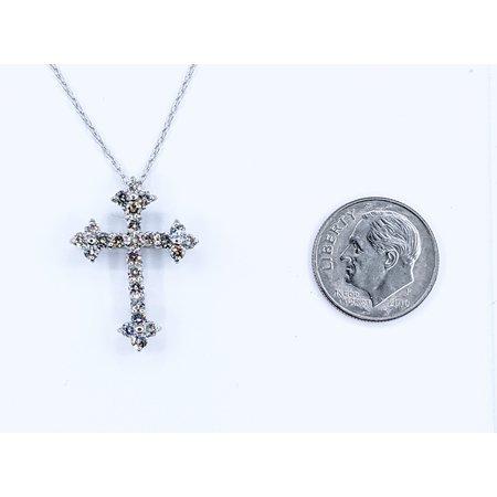 Cross 1.00ctw Diamond 18kw 121050040