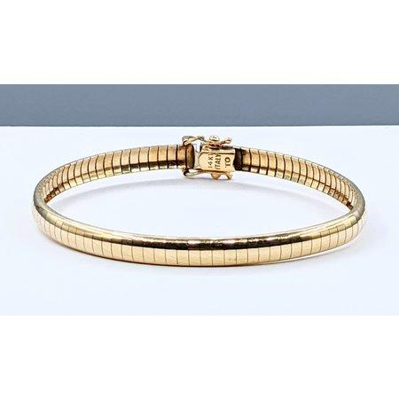 "Bracelet Omega 6mm 14ky 7.25"" 221050035"