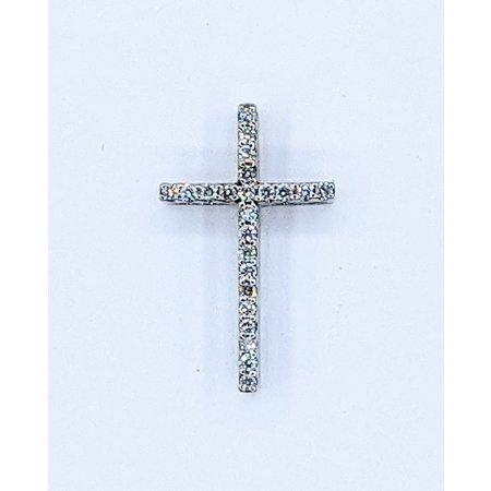 Cross .15ctw Diamond 18kw 121050061