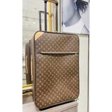 Suitcase Louis Vuiton Pegase 65 Brown Monogram Canvas M23295 121050197