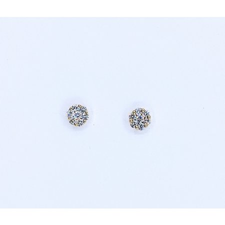 Earrings 14KY .23 DI TW 121060084