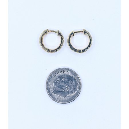 Earrings 14KY .24 DI TW 121060078