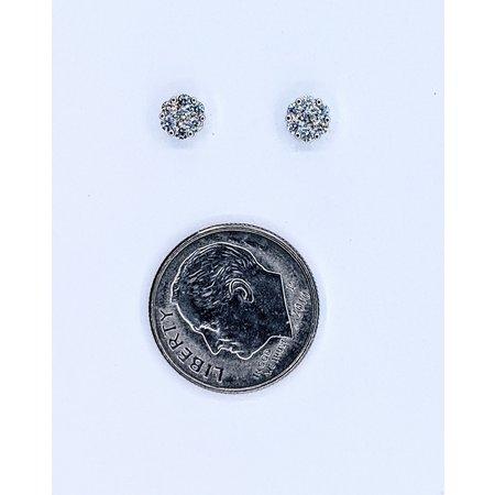 Earrings 14KW .24 CT TW 121060089