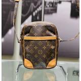 Handbag Louis Vuitton Danube M45266 Cross Body Monogram 121060290