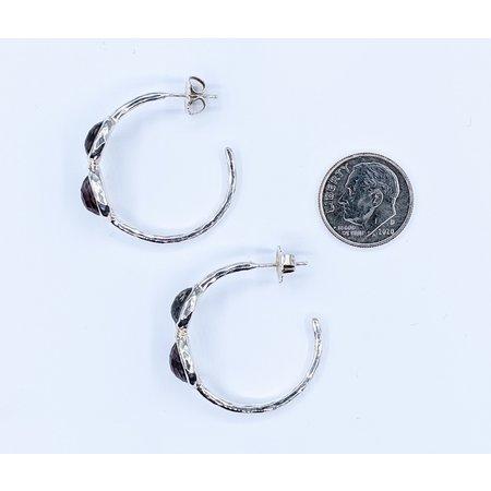 Earrings Ippolita Semi Precious Silver 28mm 221060018