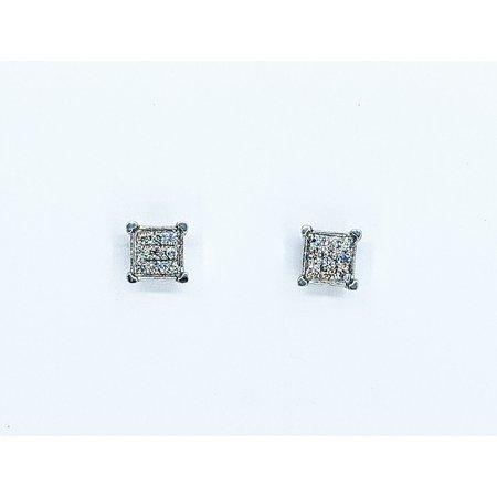 Earrings .20ctw Diamond 10kw 121060329