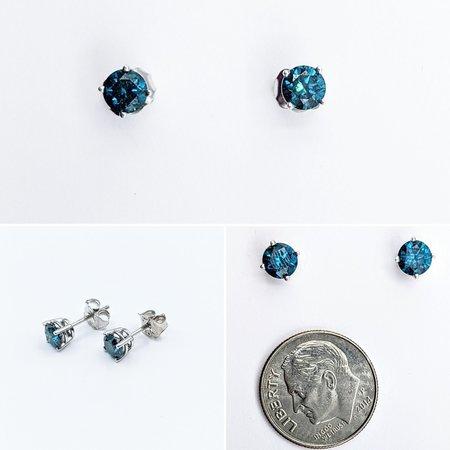 Earrings .90ctw Diamond 10kw 121060326