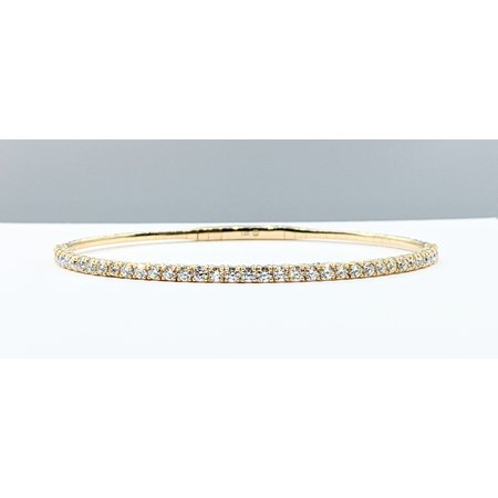 "Bracelet 1.50ctw Diamond 14ky 7"" 121050265"