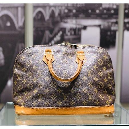 Handbag Louis Vuitton Alma M51130 Monogram 121070012