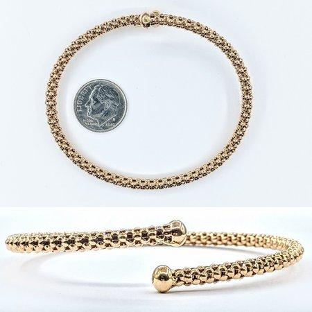 """Bracelet Bangle 14ky 7"""" 121070024"""
