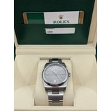 Watches Rolex Oyster Perpetual 116000 Yr. 2014 W/Box & Card 121070131