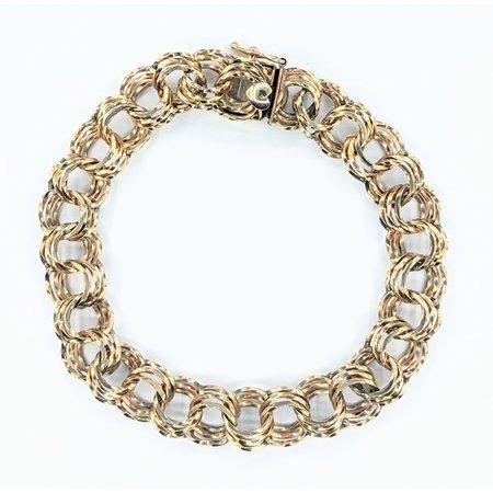 """Bracelet Charm 14ky 7.5"""" 121080089"""