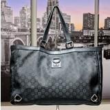 HandbagGucci Tote Bag Black Nylon 121080032