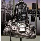 Handbag Chloe Purse Bronze Leather 121080174