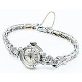 """Watch Movado Diamond 811472 2.00ctw Multi Diamonds Platinum/14kw 15cm/6"""" 221090012"""