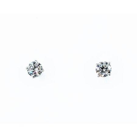 Earrings .25ctw Diamonds 14kw 121090031