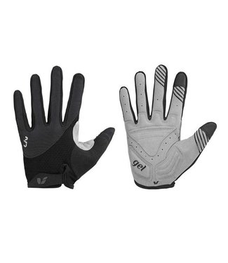 Liv Liv Passion Long Finger Gloves Black