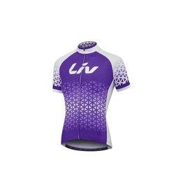 Liv Liv BeLiv S/S Jersey Purple