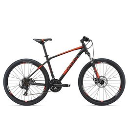 Giant Giant ATX 27.5 Matte Black/Neon Red/ Charcoal (2018)