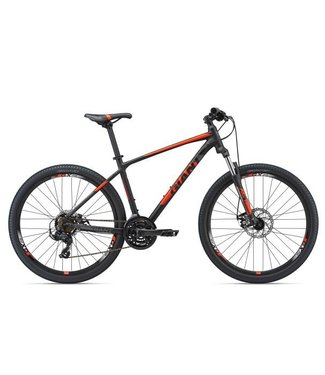 Giant Giant ATX 27.5 (2018) Matte Black/Neon Red/ Charcoal