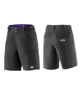 Liv Liv Activo Baggy Short Black