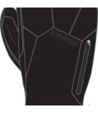 Gordini Gordini The Leather Goose III Mitt Black