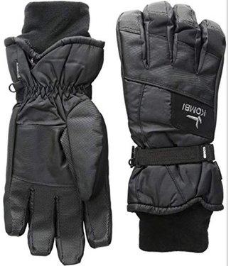 Kombi Hustle Glove Black