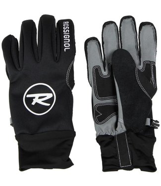 Rossignol Rossignol Double Pump Fist Glove Black