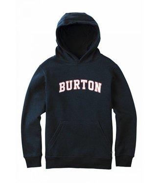 Burton Burton College Pro Hoodie Black