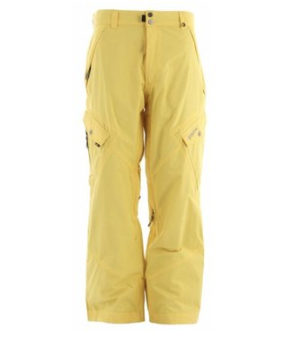 Ripzone Strobe Snow Pant Yellow