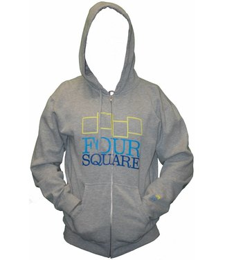 Foursquare Logo Hoodie