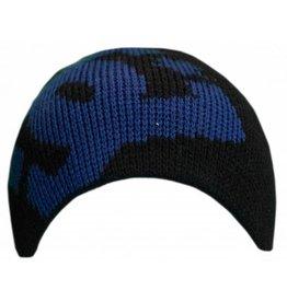 DC DC Beanie Black/Blue