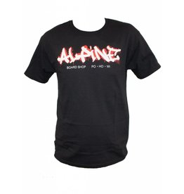 Alpine T-Shirt Black