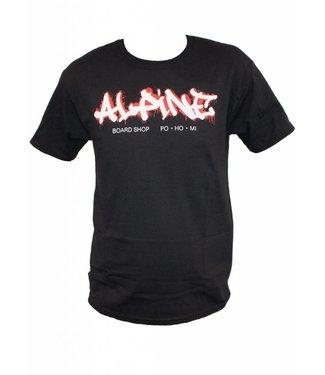 Alpine T-Shirt Black