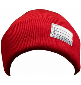 Spacecraft SpaceCraft Property Of Beanie Red
