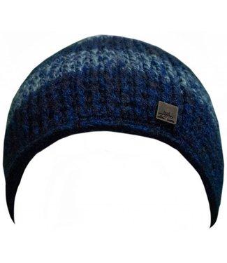 Spacecraft SpaceCraft Striped Knit Hat Blue