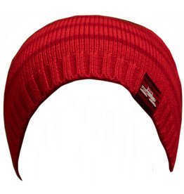 Spacecraft SpaceCraft Basic Stripe Beanie Red