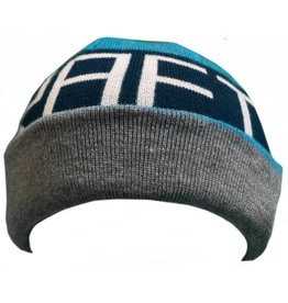 Spacecraft SpaceCraft Reverse Beanie Gray/Black