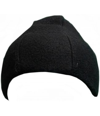 Turtle Fur Retro Tuque Black
