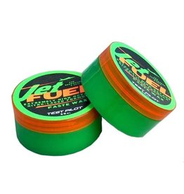 Test Pilot Jet Fuel Wax