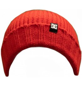 DC DC Knit Hat Red