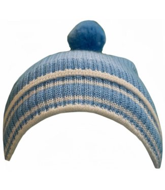 Couloir Knit Hat Light Blue