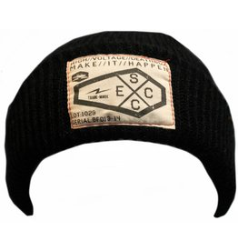 Spacecraft SpaceCraft High Voltage Beanie Black