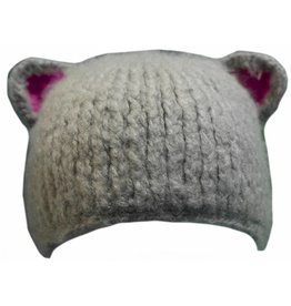 Spacecraft SpaceCraft Buddha Bear Hat Gray