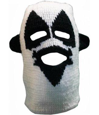 Spacecraft SpaceCraft Panda Mask Black/White