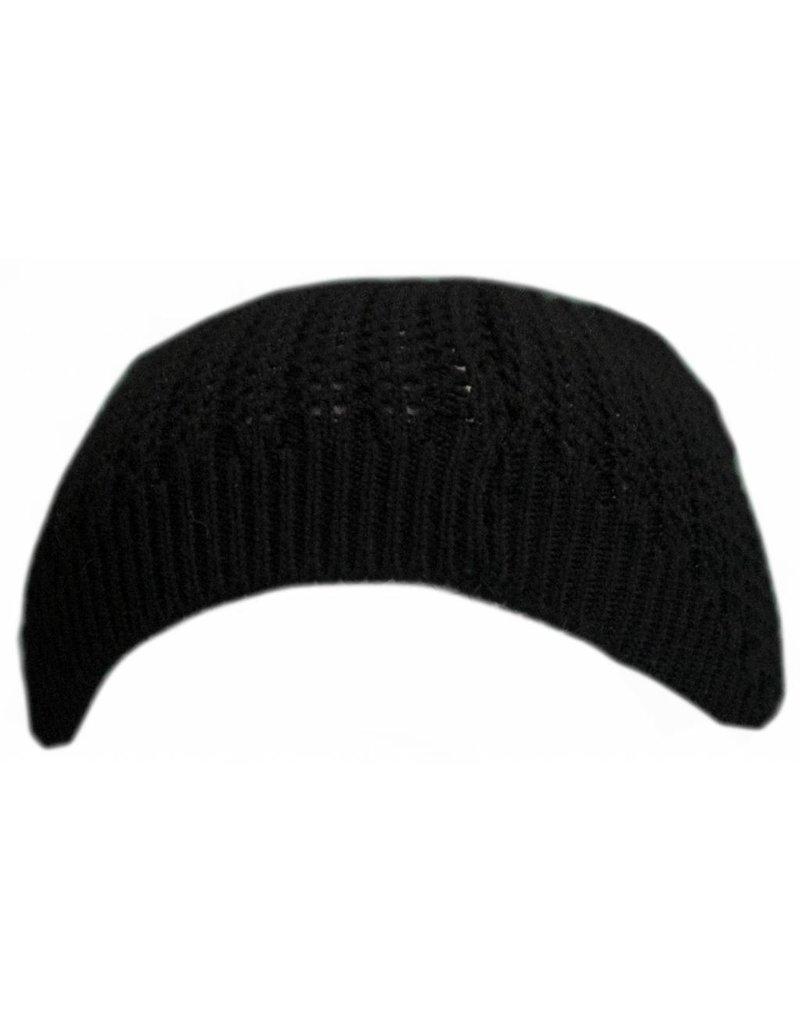 Bula Bula Merino Wool Beanie Black